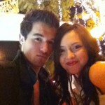 Ryan with close friend Ashley Valerio from Season 5 of So You Think You Can Dance