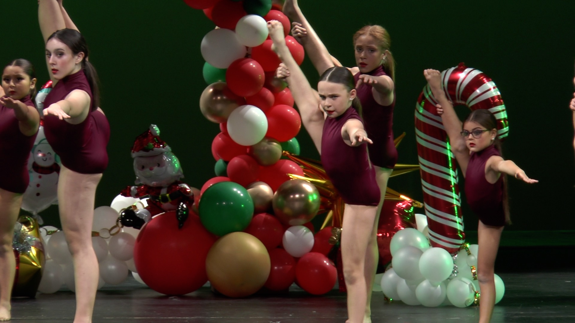 Peace Love and Dance 2019 Christmas Recital 1:00 Show